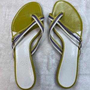 Cole Haan Kitten Heel Sandals